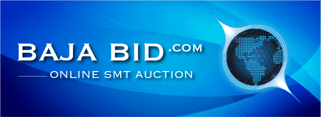 Baja Bid Online SMT Auction