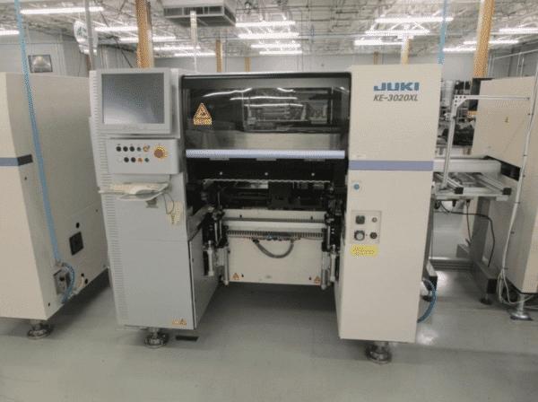 2011 Juki KE-3020XL SMT Pick & Place Machine