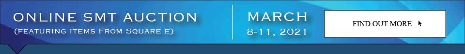 SMT Auction March 8-11 2021 Banner