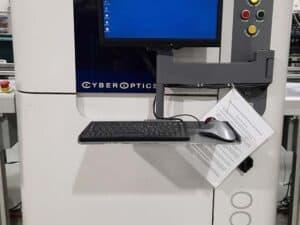 2009 CyberOptics SE500 SPI Solder Paste Inspection