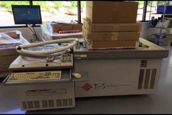 Genrad / Teradyne TestStation 128 In-Circuit Tester